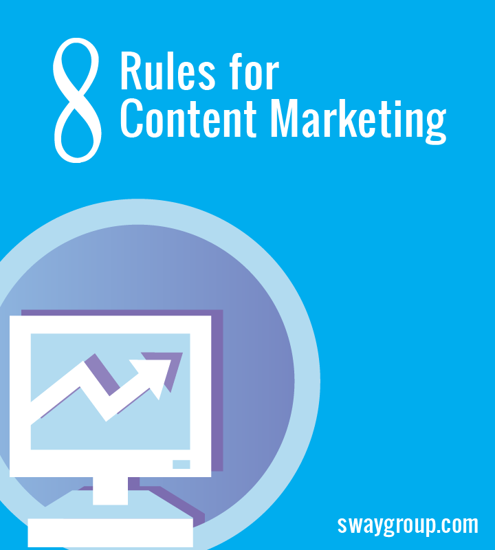 8 rules for content marketing