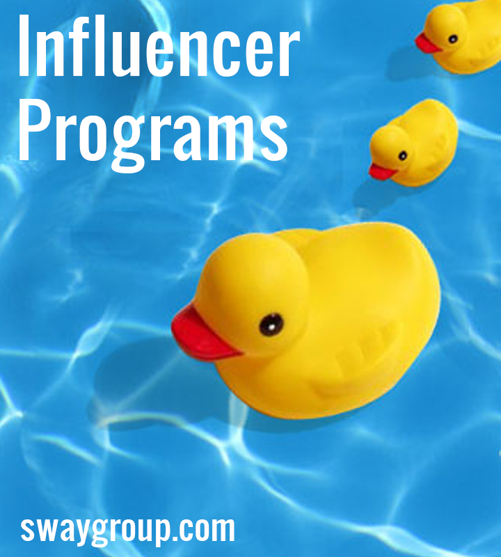 Influencer Programs