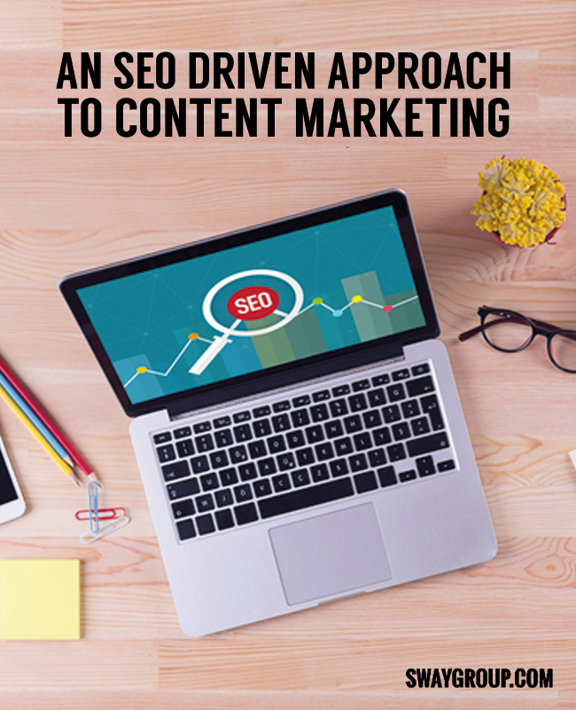 An SEO Drive Approach to Content Marketing