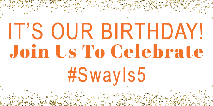Sway Group's 5th anniversary