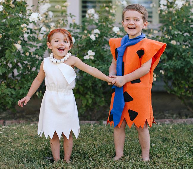 Flinstones costumes for kids