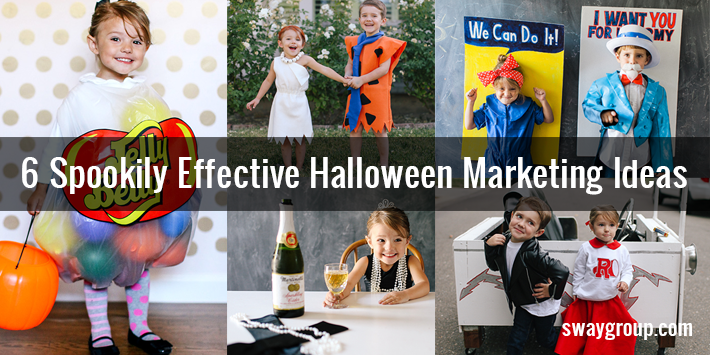Halloween marketing ideas that are spookily effective