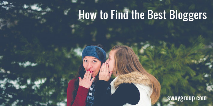 find the best bloggers