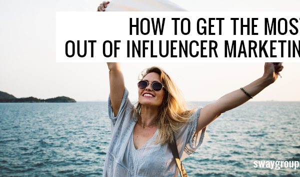 tips for working with influencers