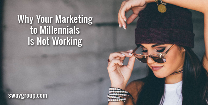 Millennials Marketing Is Hard, But That's Probably Because You're Doing It Wrong