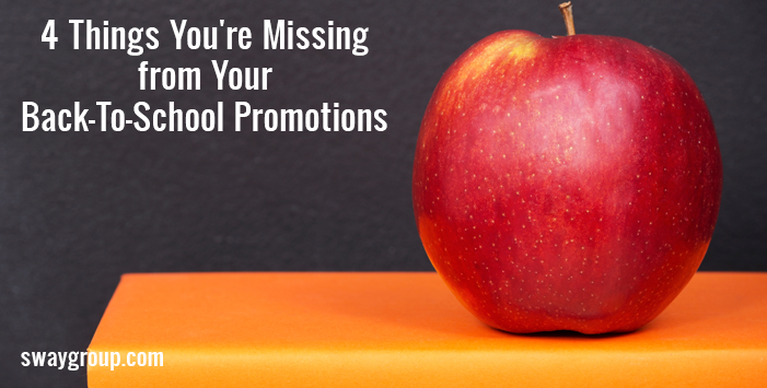 How To Plan For Back-To-School Promotions