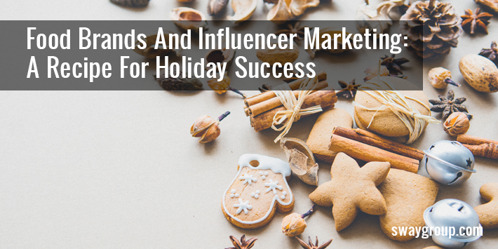 best food influencers holiday
