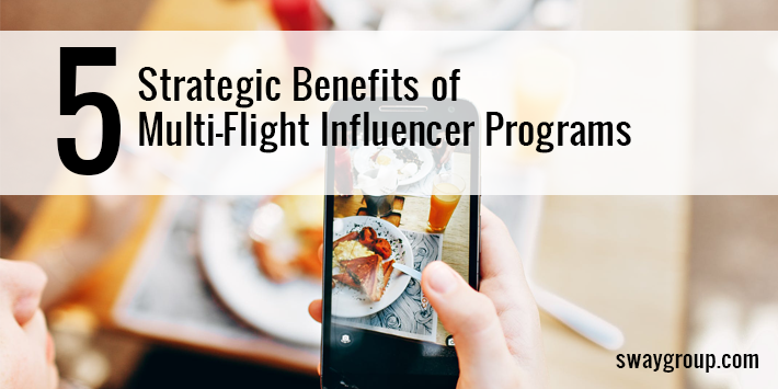 multi-flight influencer