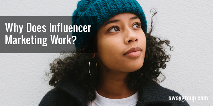 does influencer marketing work