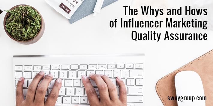 influencer qa