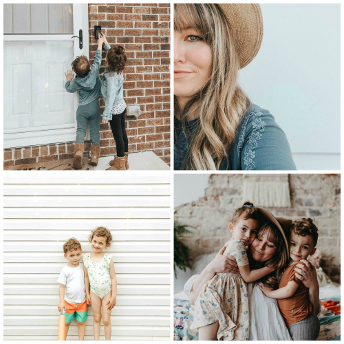 @leah_stauffer - parenting influencer from sway group network