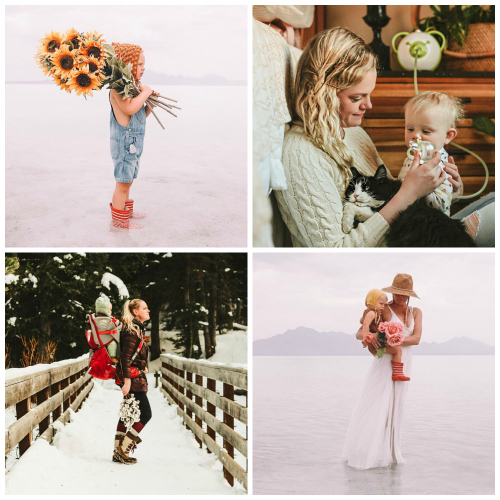 @Lizdean - family-focused influencer on instagram