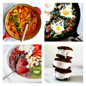 food influencer from scratch fast
