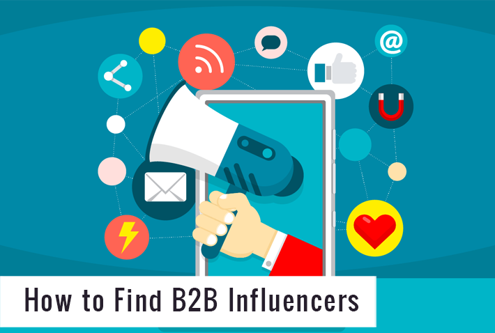 how to find B2B influencers