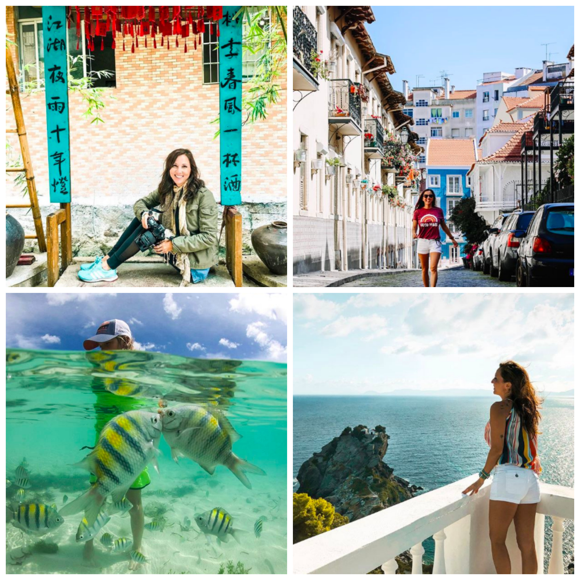 looking for top travel influencers