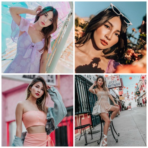 Collage of images from @atsunamatsui