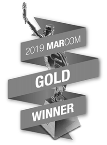2019 Marcom Gold Winner
