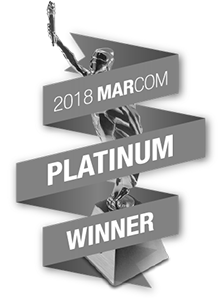 2018 Marcom Platinum Winner