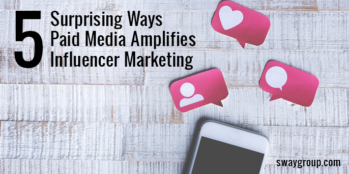 Is paid media needed for influencer marketing?