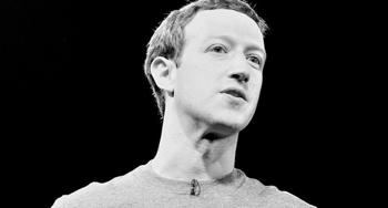 mark zuckerberg - stock image