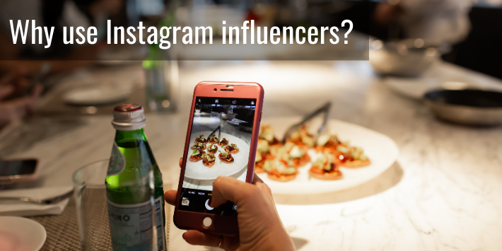 why use instagram influencers?
