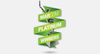 Marcom Platinum winner