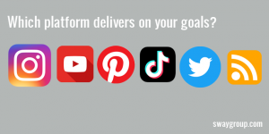 which platform delivers on your goals