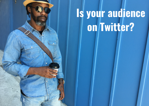 Is your Audience on Twitter?