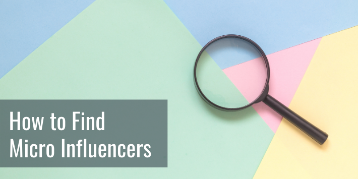 how to find micro influencers