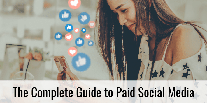 Guide to paid social media