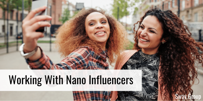 Working with Nano Influencers